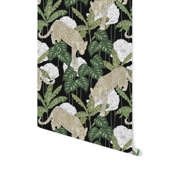 tapeta we wzór zwierzęcy,tapety Patternosophy,tapety tropikalne,wzór tropikalny