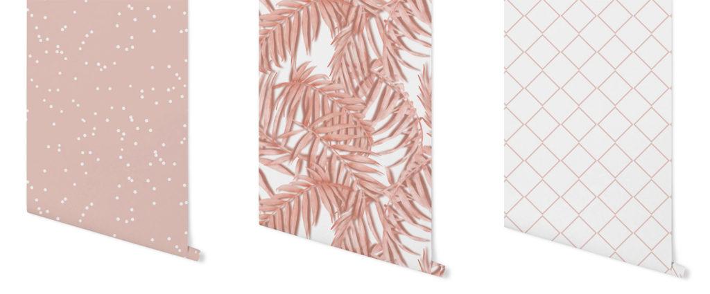 nowa kolekcja tapet, tapeta koralowa
